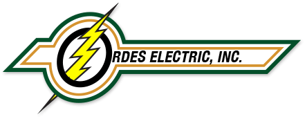 Ordes Electric, Inc. Logo